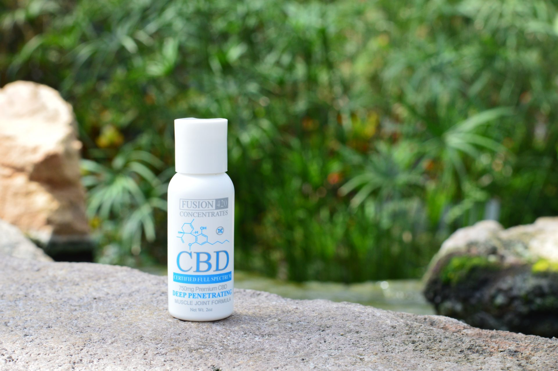 CBD Muscle Joint Pain Gel Formula