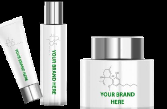 CBD Private Label Isolate Skin Care Formula - CBDThing
